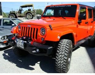 Pare-chocs Avant Jeep JK MOPAR 10th