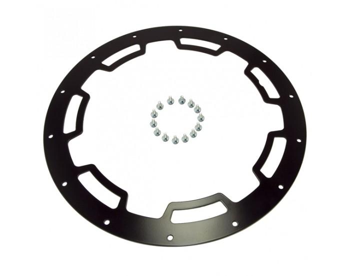 ring de protection pour jante rr noire 17 parts jeep. Black Bedroom Furniture Sets. Home Design Ideas