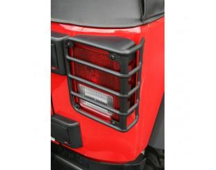 Grille de feux arrière Jeep JK RR black