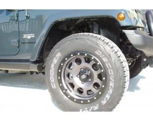 Jante XD serie 126  Jeep wrangler  JK  9x 17