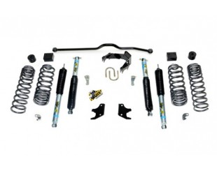 "Kit suspension 2.5"" AEV dualsport Bilstein JK 4 portes"
