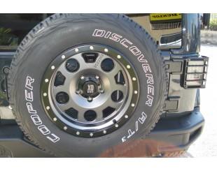 Jante XD serie 126   Jeep CJ YJ TJ  8 x 15