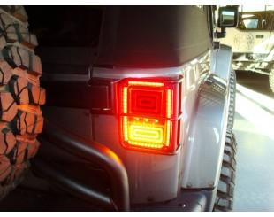 Feux Arrière à LED MX